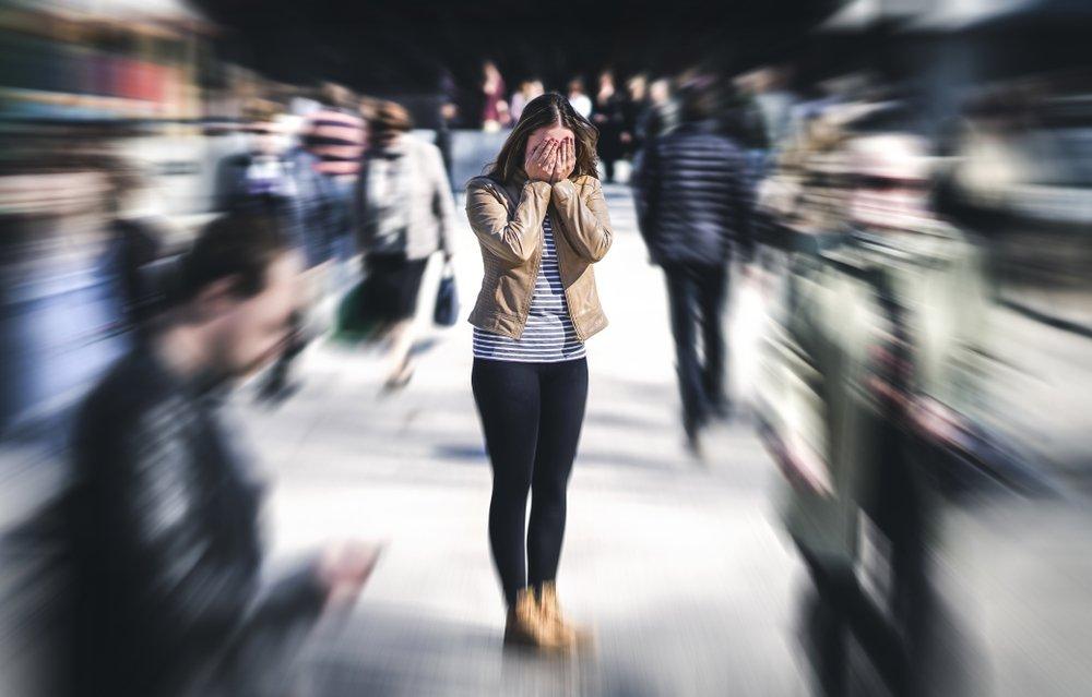 Психология возникновения страха