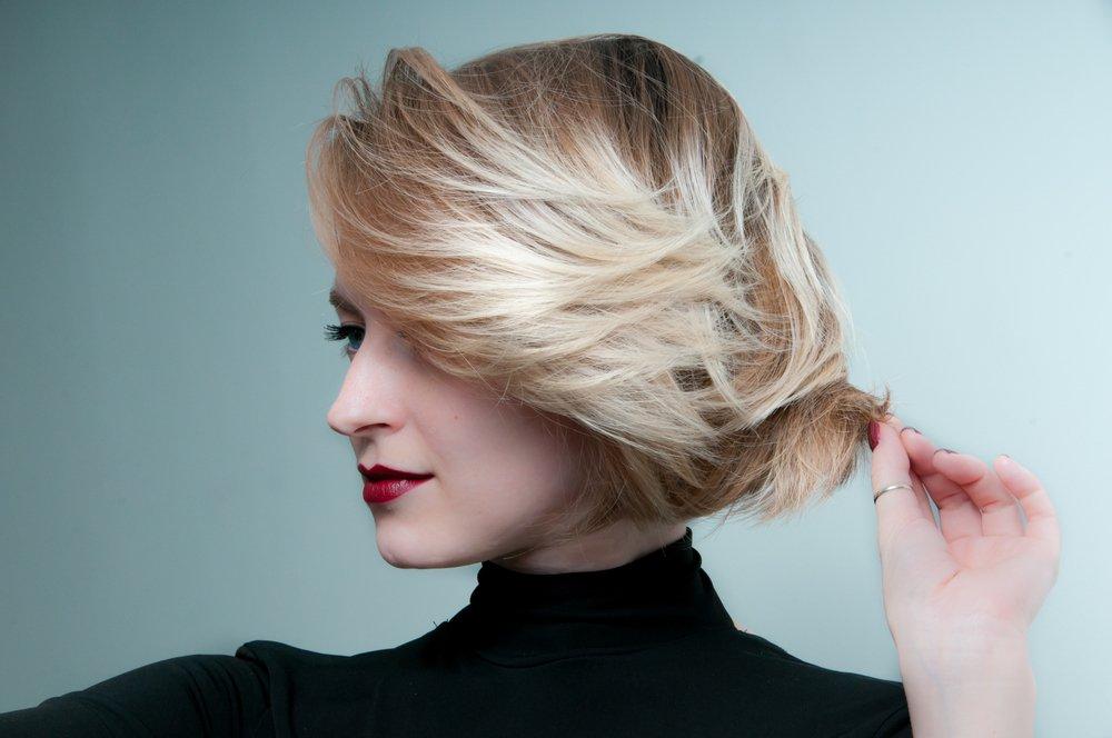 Откажитесь от длинных волос