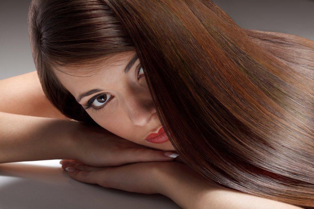 Домашнее ламинирование волос с помощью желатина