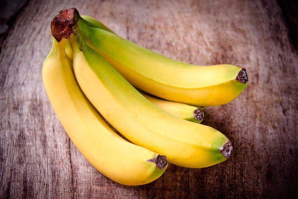 Включайте в рацион больше бананов