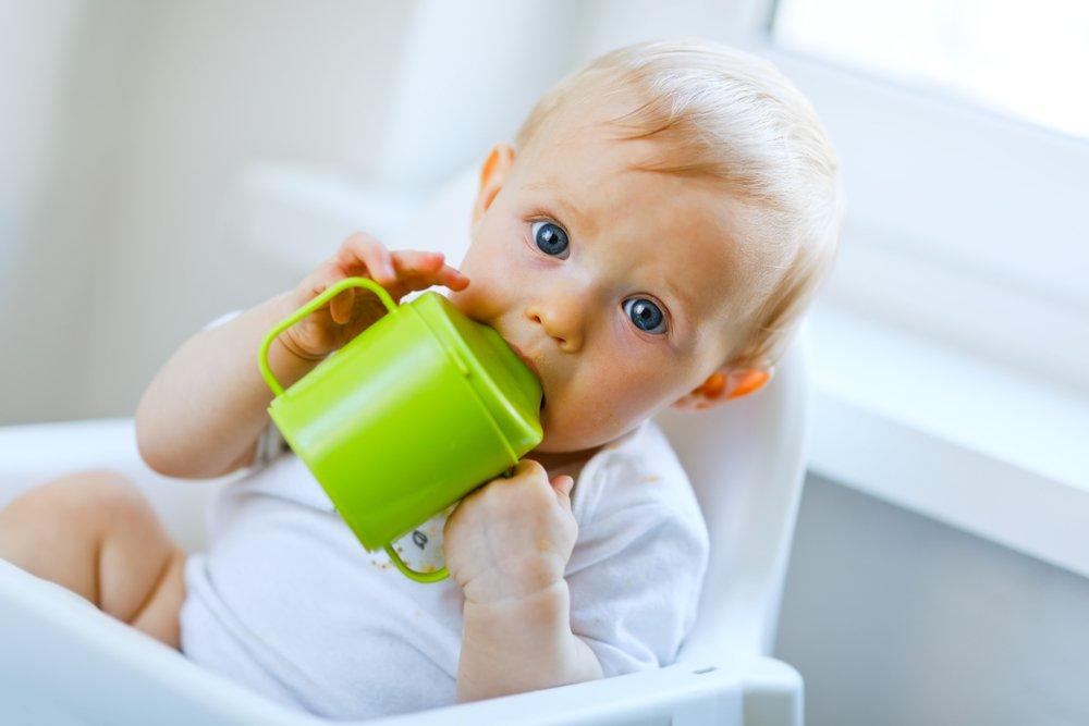 Как помочь малышу при ОРВИ