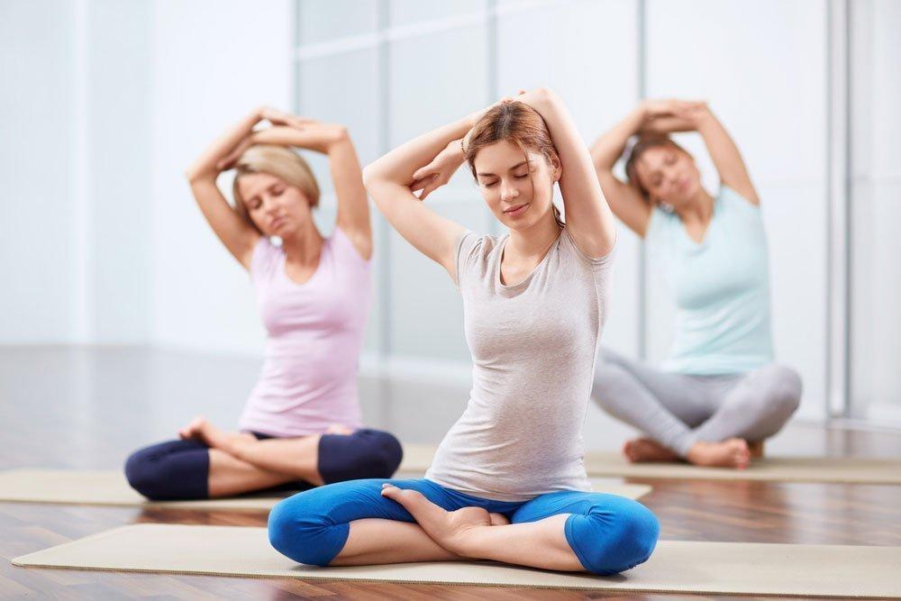 Комплекс упражнений для укрепления здоровья