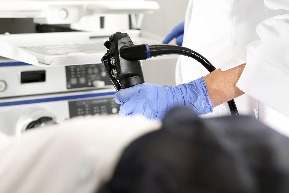 Колоноскопия и рентгеноскопия в диагностике БК