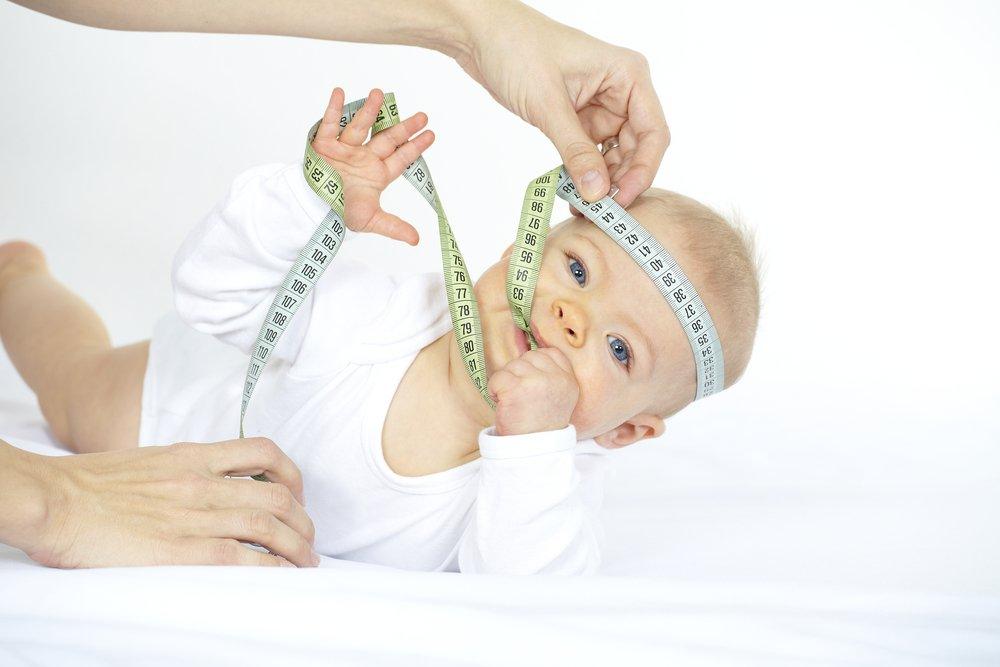 Особенности ростовых процессов у детей