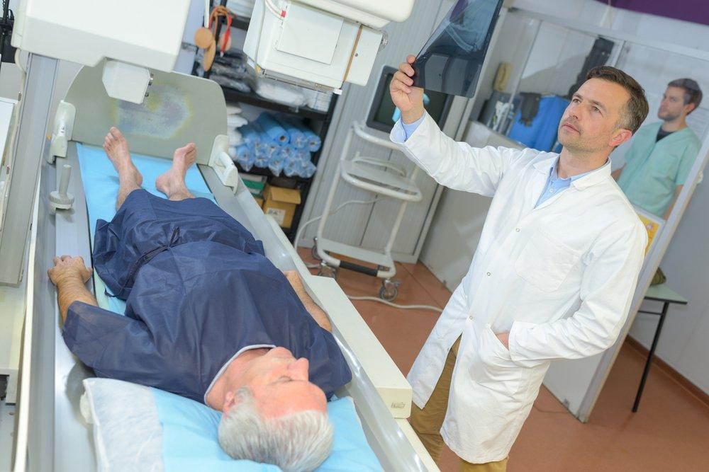 Лечение внутрисуставных переломов плечевой кости