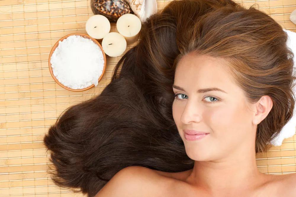 Рецепты скрабов для кожи головы и волос