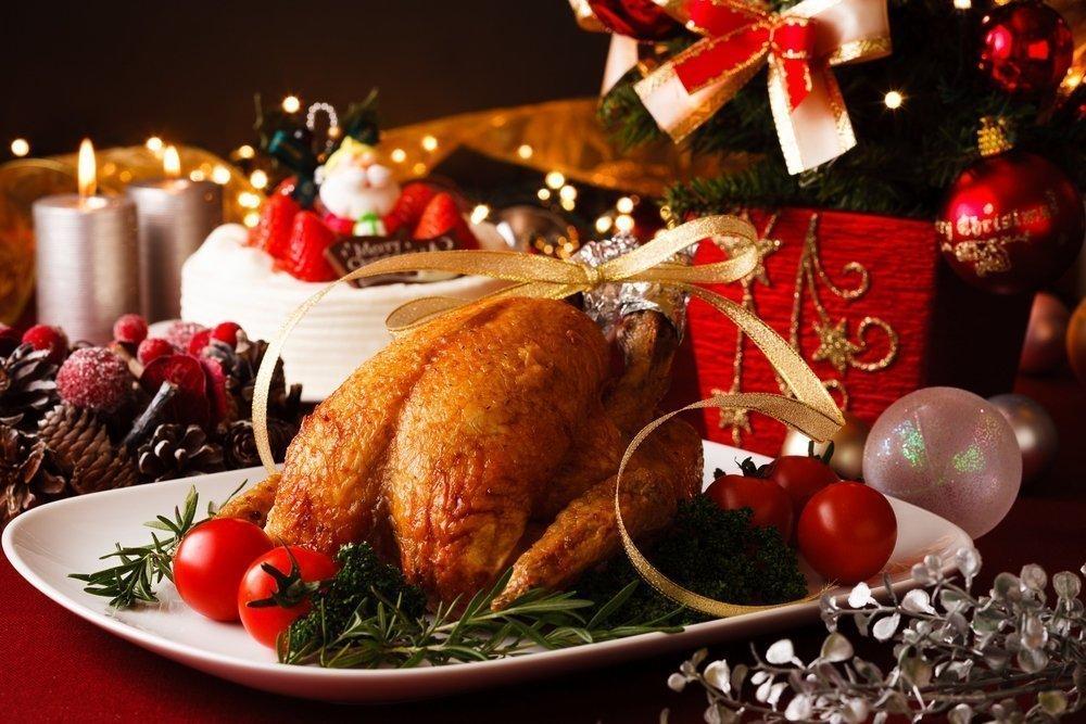 Совет 4: На празднике налегайте на простые блюда