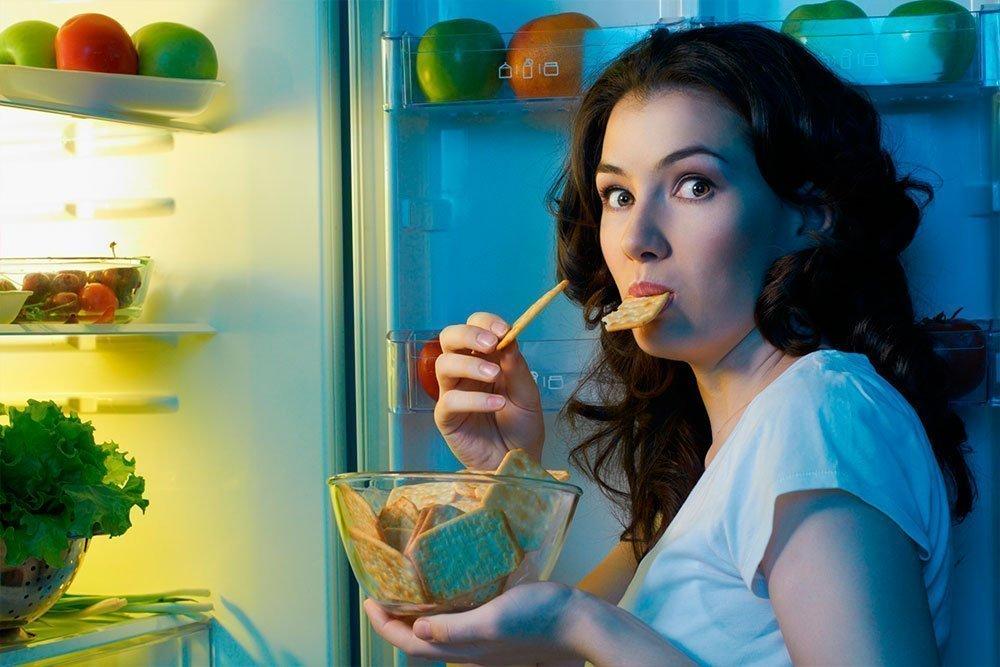 Миф 4. Лишний вес не появится, если не есть после шести часов вечера
