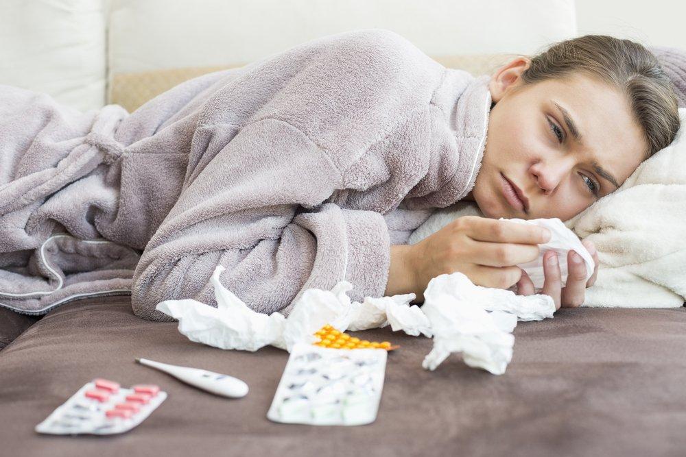 Миф 1: Антибиотики обязательно нужно принимать при ОРВИ