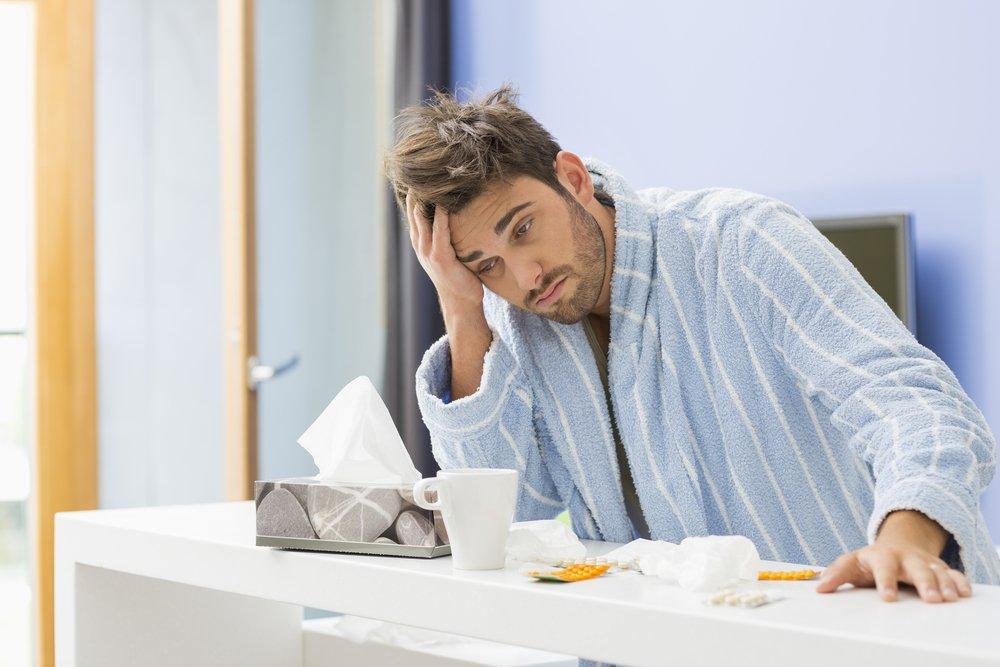 Симптомы нарушения иммунитета организма