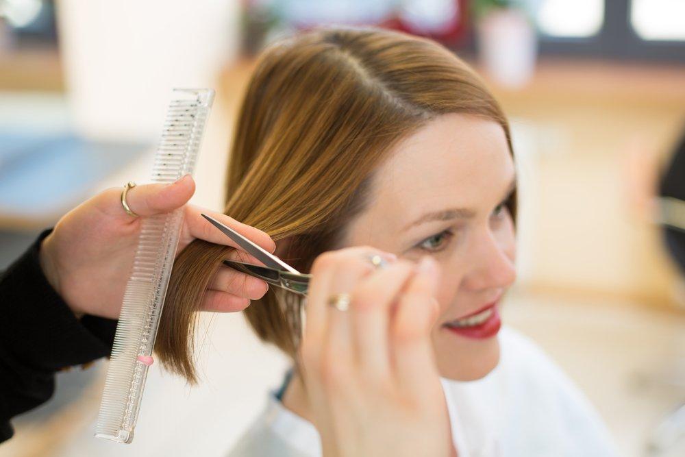 Стрижки без укладки: для тех, кто не любит укладывать волосы