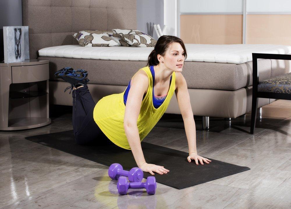 Фитнес для женщин: разминка перед тренировкой