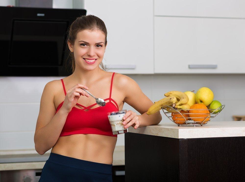 Здоровое питание — основной принцип красивой фигуры