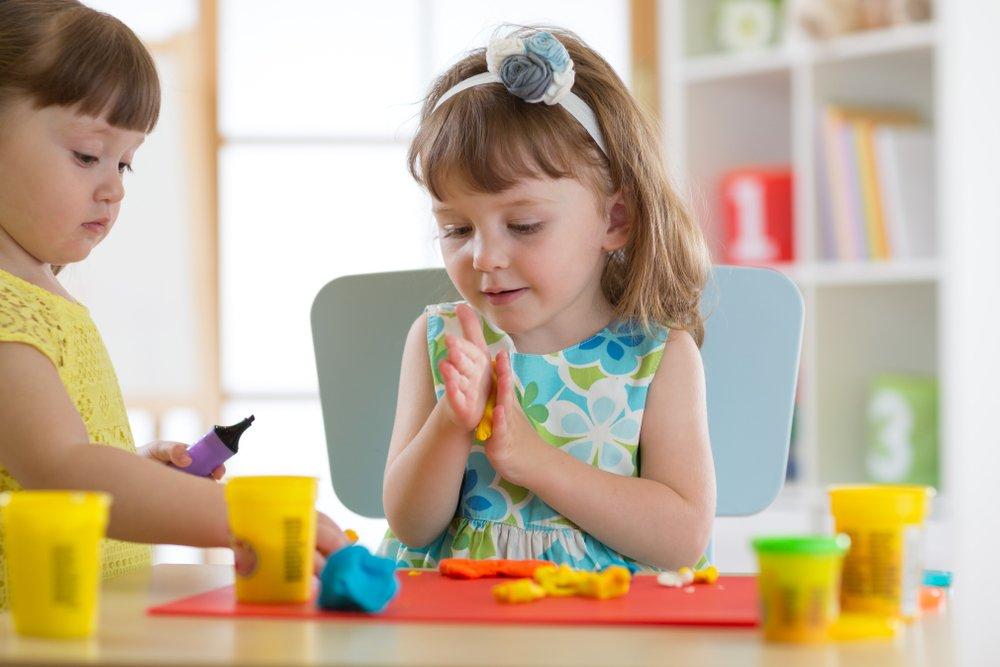 Сенсорное развитие ребенка в возрасте до шести лет
