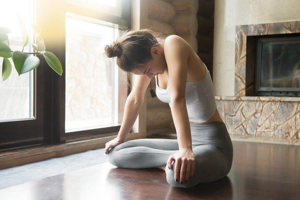 Правильное дыхание для похудения йога