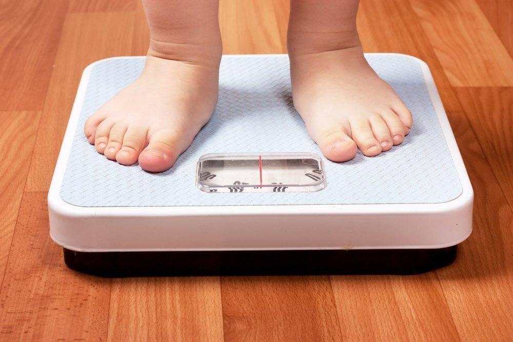 Лишний вес у ребенка: есть или нет