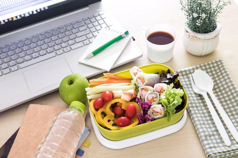 Правильное питание в офисе
