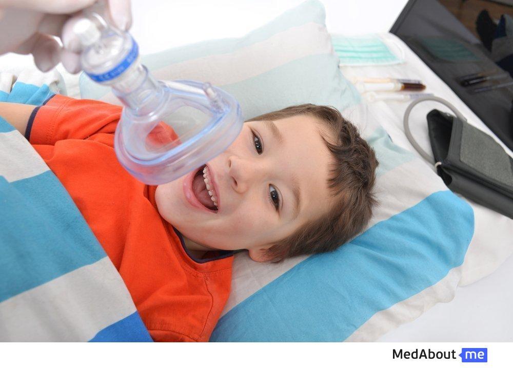 Анестезия у детей