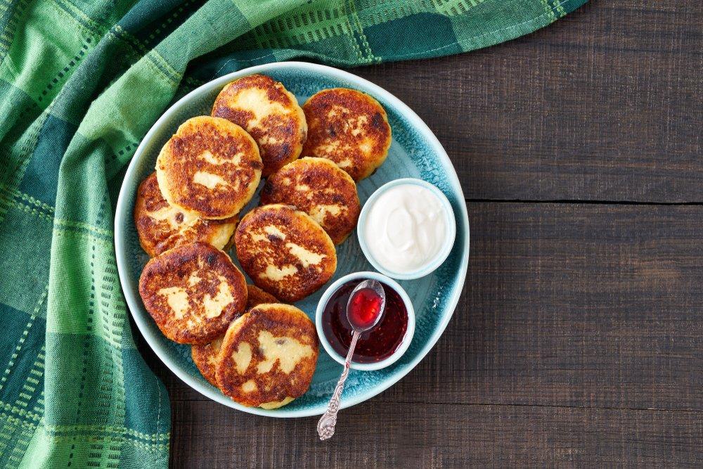 Сырники: классический рецепт вкусного блюда