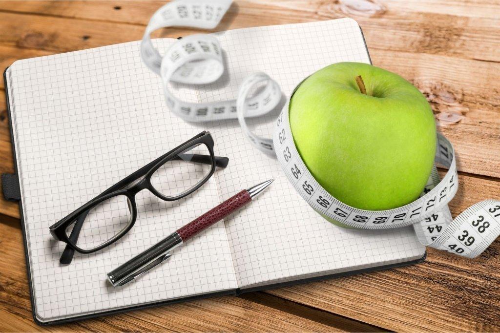 Сбалансированный рацион для похудения и здоровья