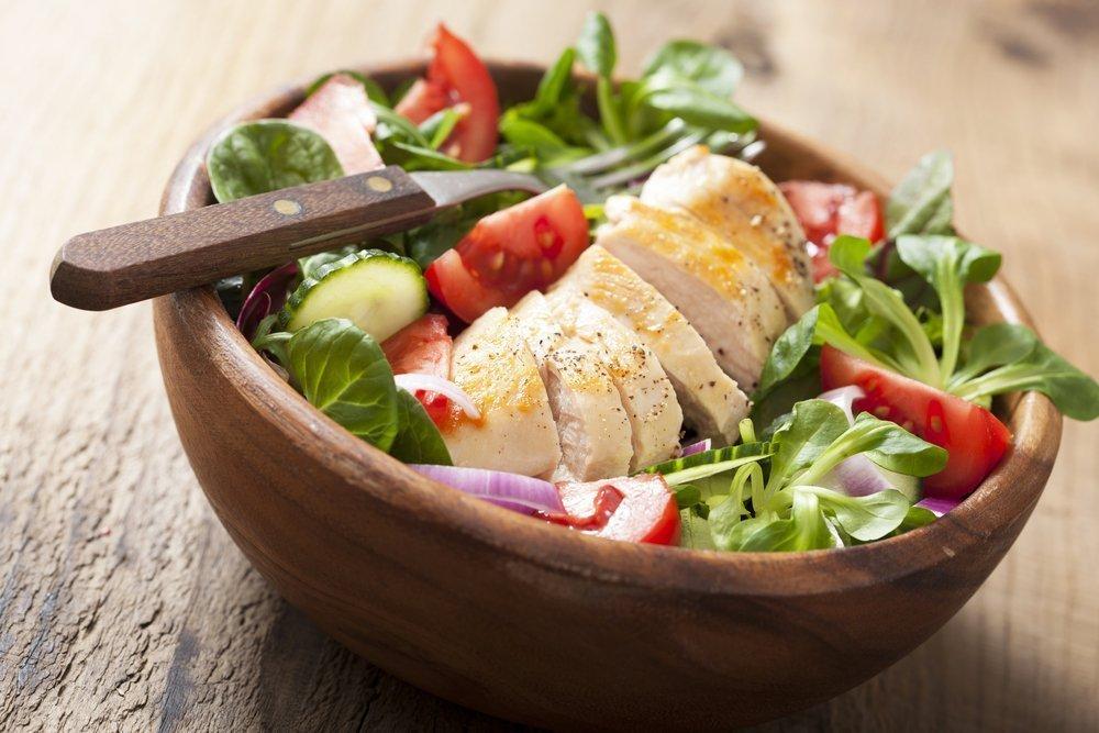 Рецепты салатов для детей с 5 до 7 лет