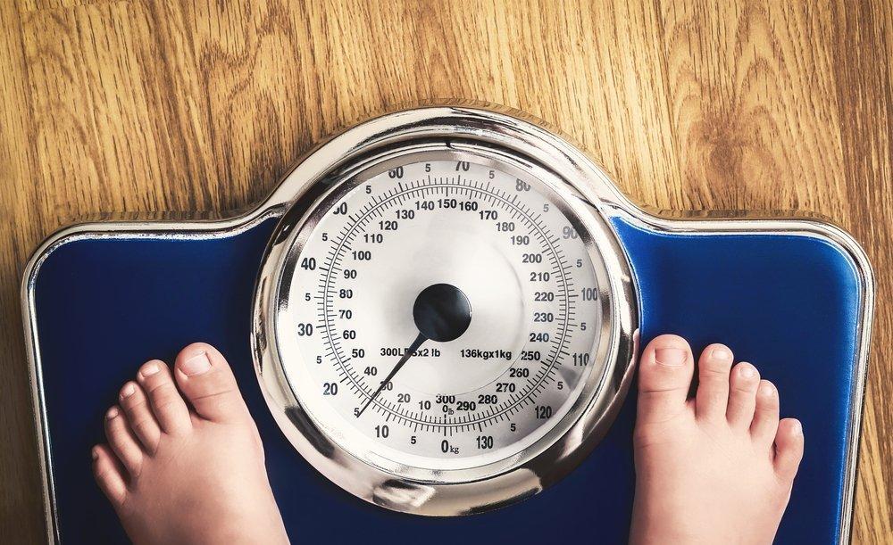 Последствия избыточного веса у детей