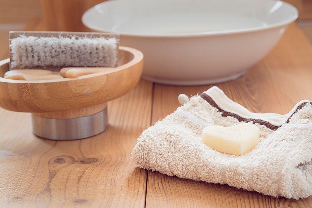 Не умывайтесь утром с мылом