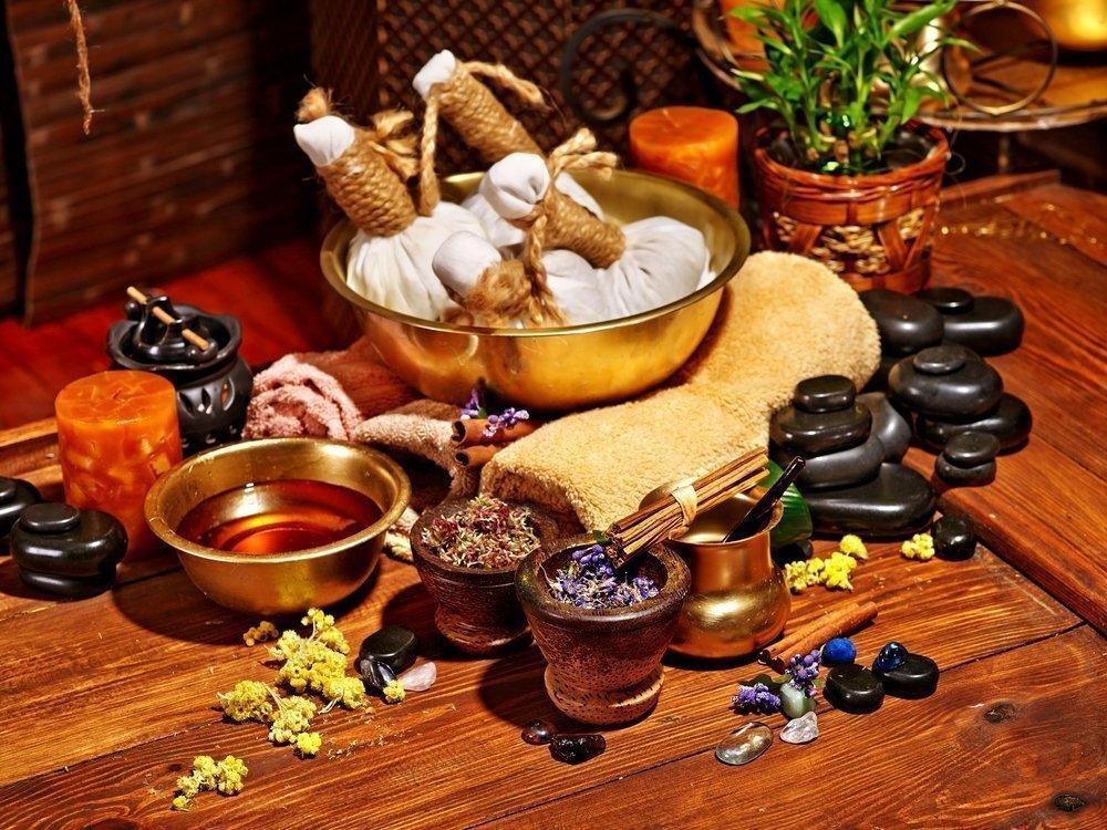 Лечение травами и грибами