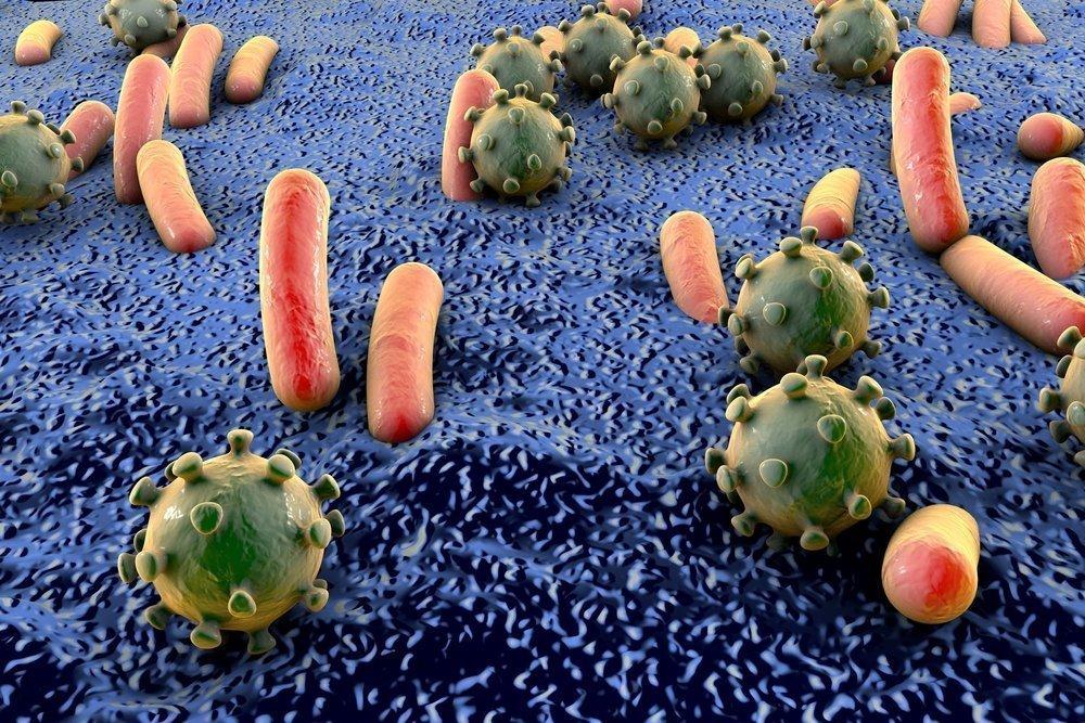 Отличия микробиома у людей с ожирением