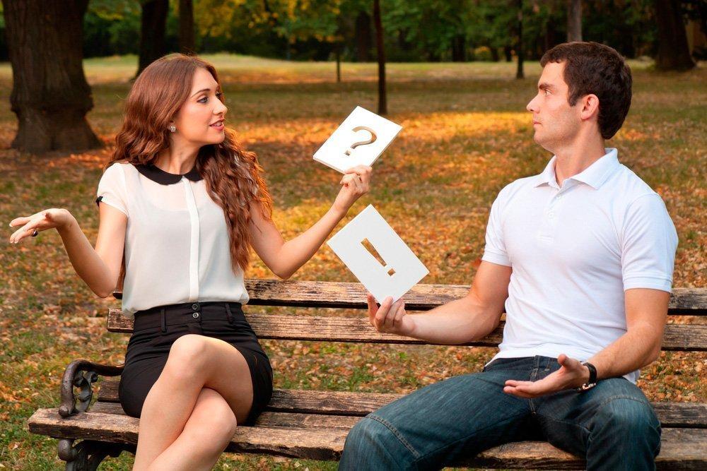Демонстрация эмоций у женщин и мужчин