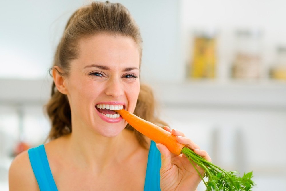 Варианты диеты на моркови