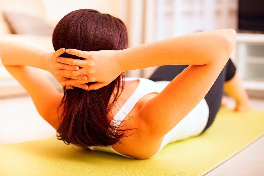 Силовые упражнения для девушек