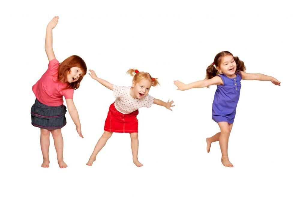 Игровые упражнения для детей от 3 до 5 лет