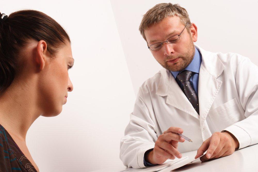 Когда необходима консультация терапевта?