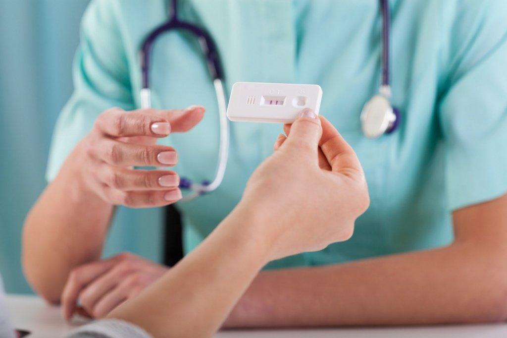 Симптомы и тест на овуляцию