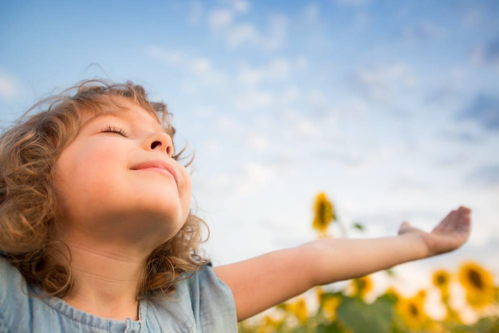 Физические формы воздействия на ребенка для уменьшения стресса