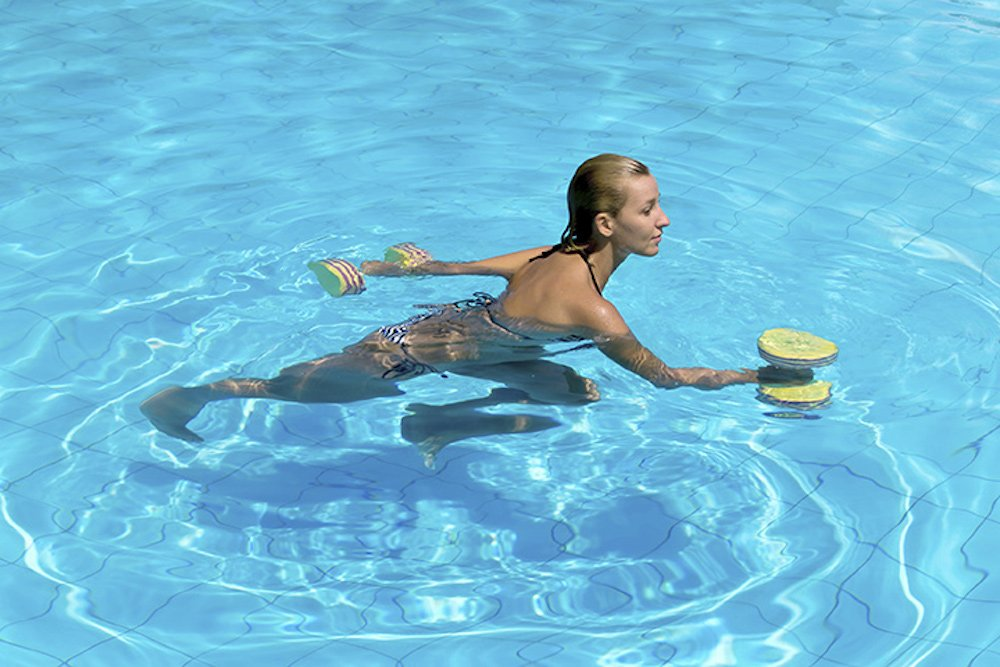 Почему бассейн будет эффективным для снижения веса?