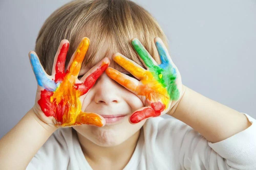Домашний рецепт приготовления красок и пластилина