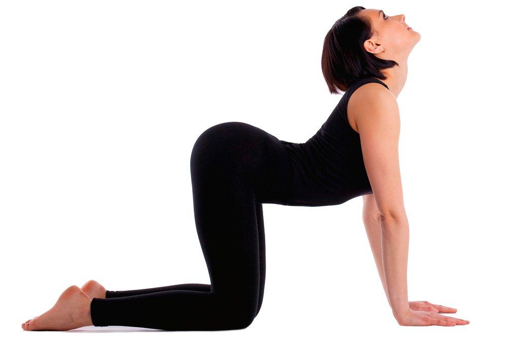 Фитнес-упражнения для поясницы