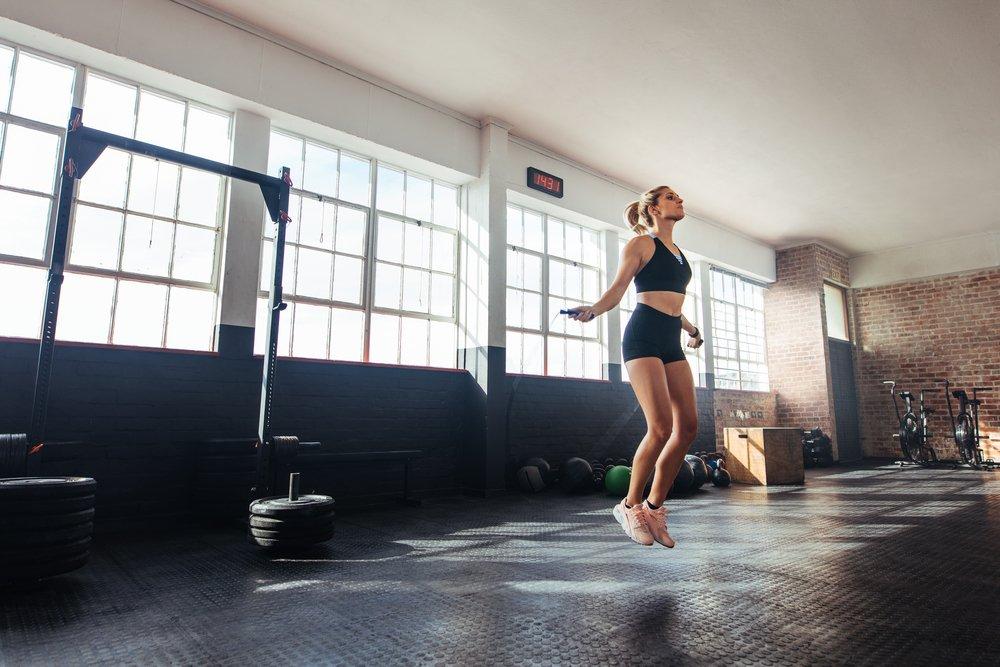 Комплекс упражнений с кардионагрузкой