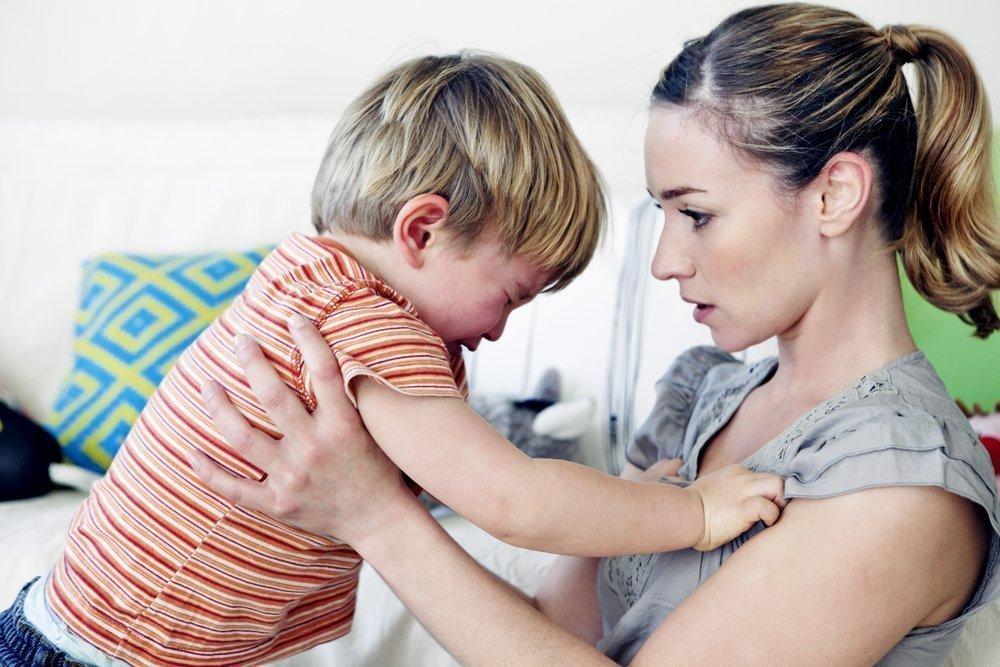 «Симптомы» кризиса трехлетнего возраста