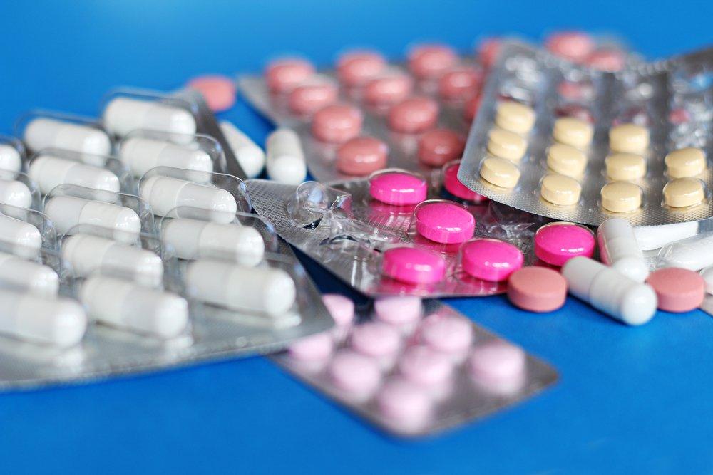 Механизм действия лекарства