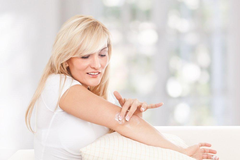 Чем опасен участок сухой кожи