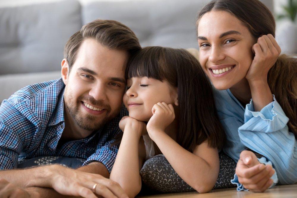 Любовь и забота — главное, что нужно детям