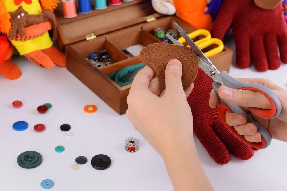 Материалы и инструменты для уроков творчества