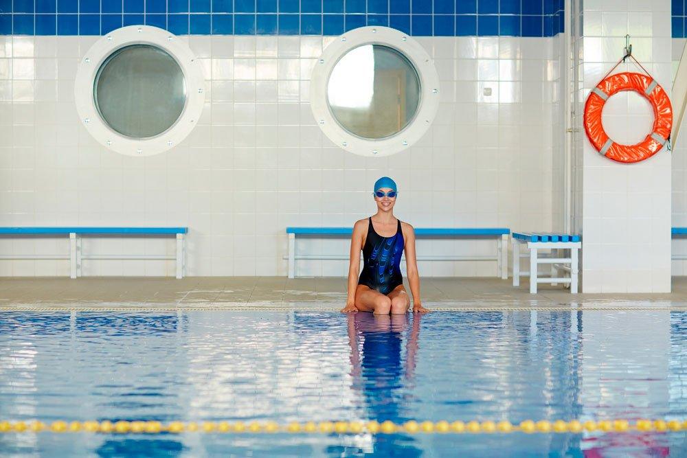 Эффективные упражнения в воде для похудения