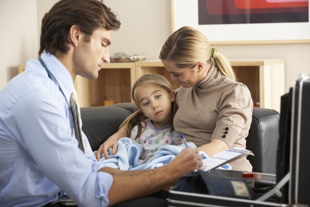 Лечение детей: основные правила