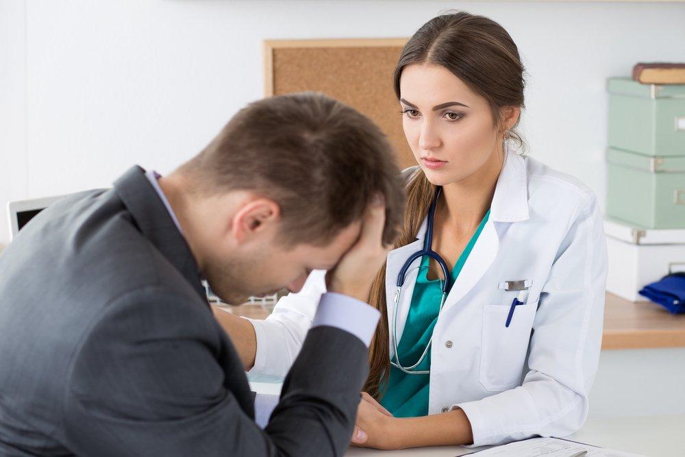 Изменение структуры заболеваемости мужчин: болезни цивилизации