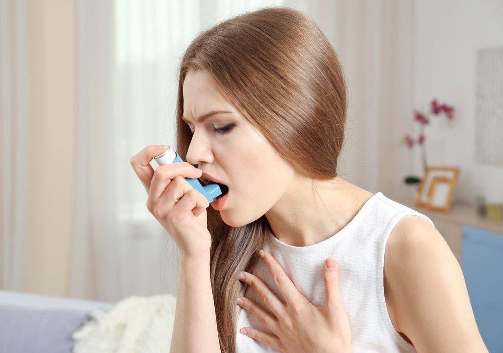 Бронхиальная астма и планирование ЭКО