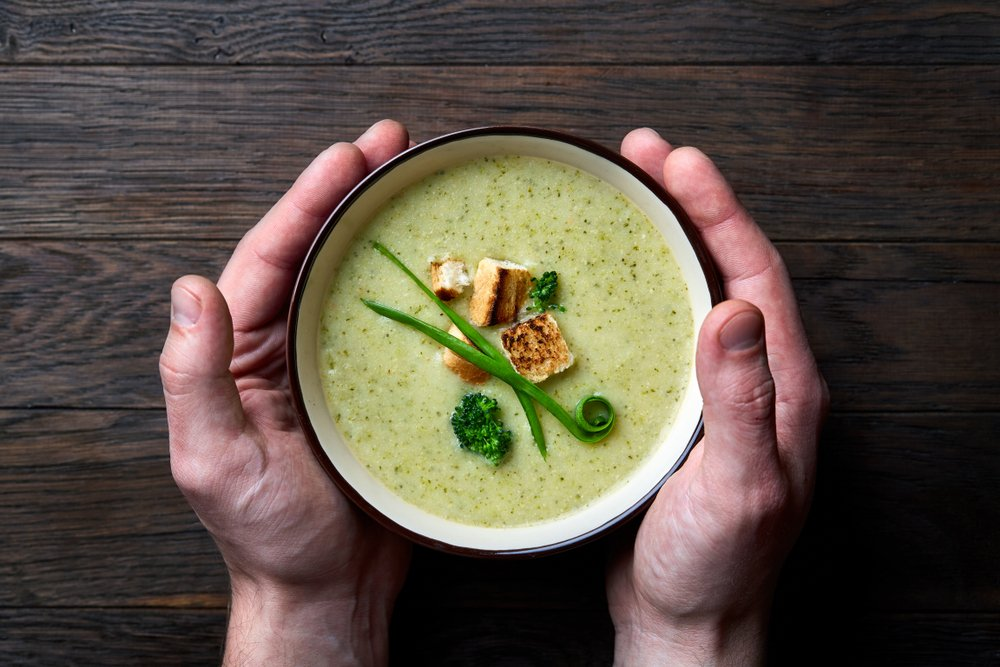 Чем хороши супы во время диеты